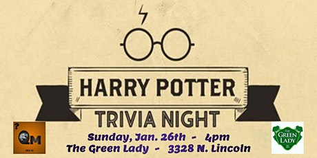 Harry Potter Trivia! tickets
