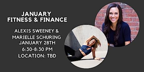 Alexis Sweeney & Marielle Schurig: Fitness +  Finance x Sweats & Balances tickets