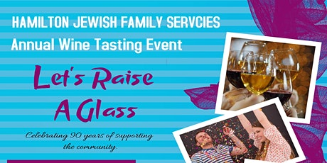 Kosher Wine Tasting Night: A Fundraiser for the Hamilton Kosher Food Bank tickets