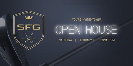 SwingFit Golf Open House tickets
