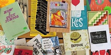 Mini Historians: Family Zine Making Workshop tickets