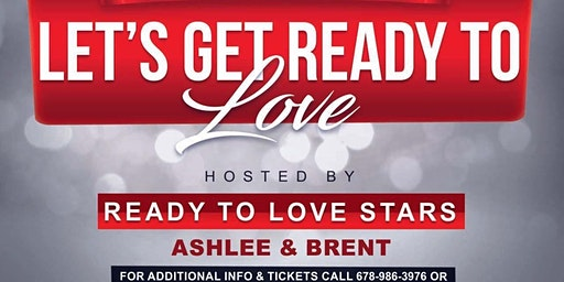 Let's get READY to LOVE @ Dreams Lounge