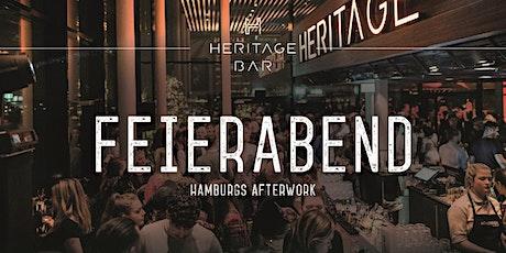 FEIERABEND - Hamburgs Afterwork Tickets