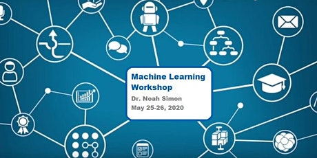 Statistical Machine Learning for Biomedical Data with Dr. Noah Simon tickets