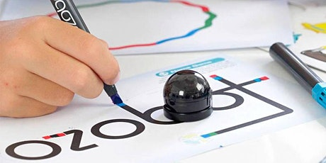 Coding Workshop - Fun with Ozobots (Lancaster) #halftermfun tickets
