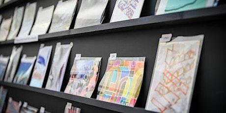 Secret Postcard Exhibition tickets