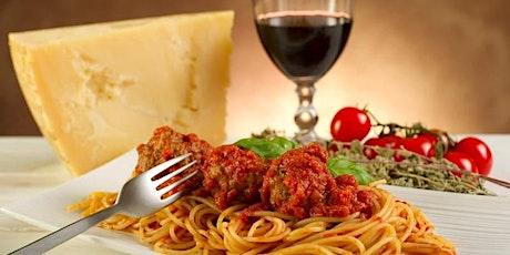 2nd Annual Spaghetti Dinner Fundraiser tickets