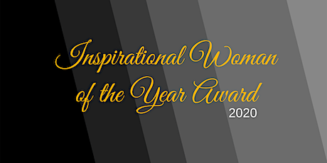 GenCen Inspirational Woman of the Year Award 2020 tickets