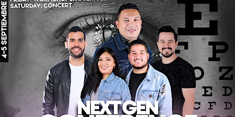 "NEXT GEN Youth Conference ""Vision 20/20"" tickets"