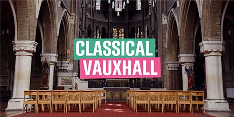 Classical Vauxhall at St Peter's church tickets
