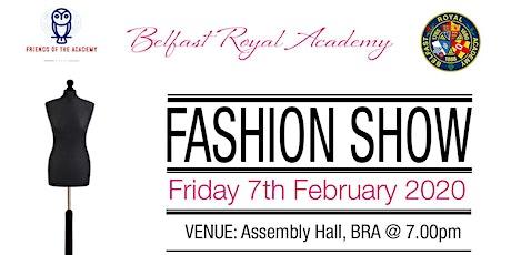BRA Fashion Show 2020 tickets