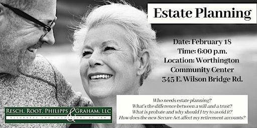 Estate Planning with Resch, Root, Philipps & Graham, LLC