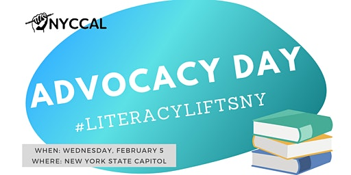 Literacy Lifts NY - Advocacy Day