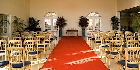 Wedding Open Evening September 2020 tickets
