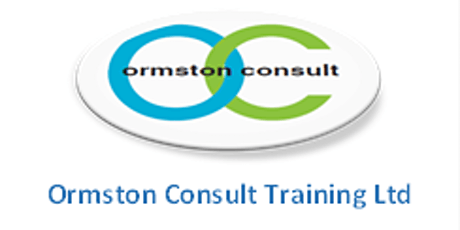 Ormston Consult Training - Contract Claims tickets