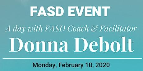 FASD Donna Debolt tickets