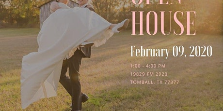 Grand Rose Events Open House tickets