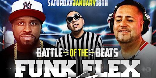 Battle of the Beats @barCode NJ