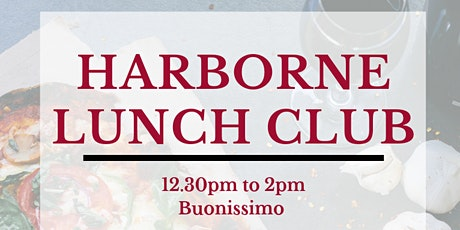 Harborne Lunch Club Business Networking tickets