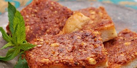 Ozlem's Turkish Table: Cookery Demo & Tasting in aid of Elmbridge Rentstart tickets