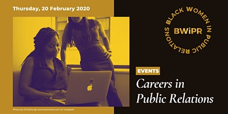 Careers in Public Relations: Entering the PR Industry tickets