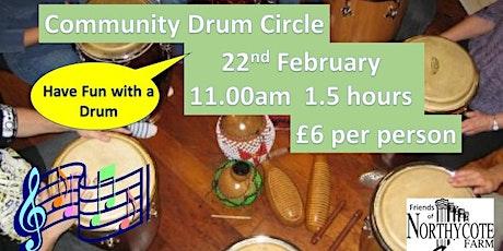 Community Drum Circle tickets