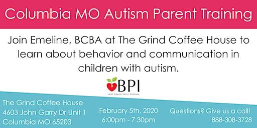 Autism Parent Training