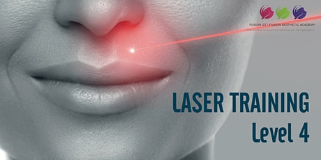 Level 4 Laser Training - Special OFFER - £290 OFF  tickets
