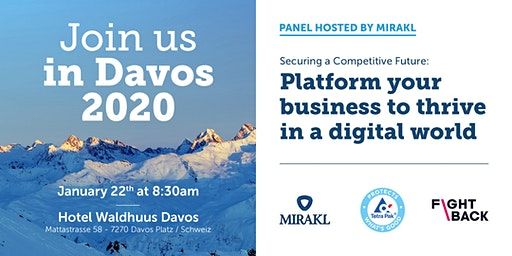 Securing a Competitive Future: Platform your business to thrive in a digital world