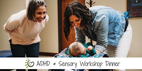 Perfect Storm: Free ADHD & Sensory Workshop Dinner tickets