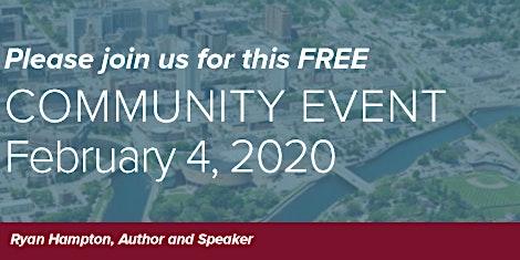 Ryan Hampton Community Event: Rochester