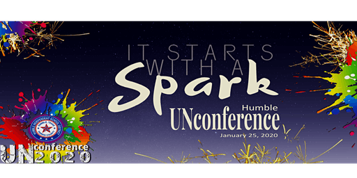 Humble UNcon 2020: It Starts with a Spark! (An UNofficial EdCamp)