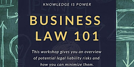 Business Law Basics tickets
