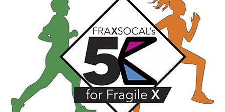 8th Annual 5K for Fragile X tickets