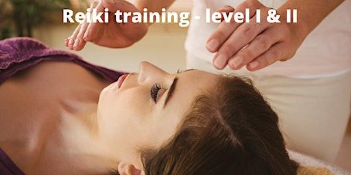Reiki training - level I&II
