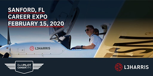 Be A Pilot Career Expo: Sanford, FL – February 15, 2019
