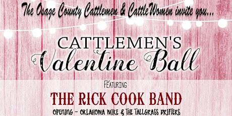 Osage County Cattlemen's Valentine Ball tickets
