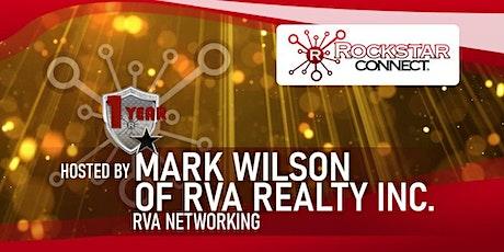 Free RVA Rockstar Connect Networking Event (February, near Richmond) tickets