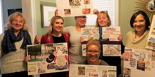 2020: A Vision For The New Year - Vision Board & Manifestation Workshop