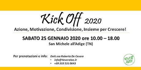 Kick off Forever Italia 2020 tickets