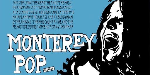 Schweinfurth Art Center Film Series: Monterey Pop