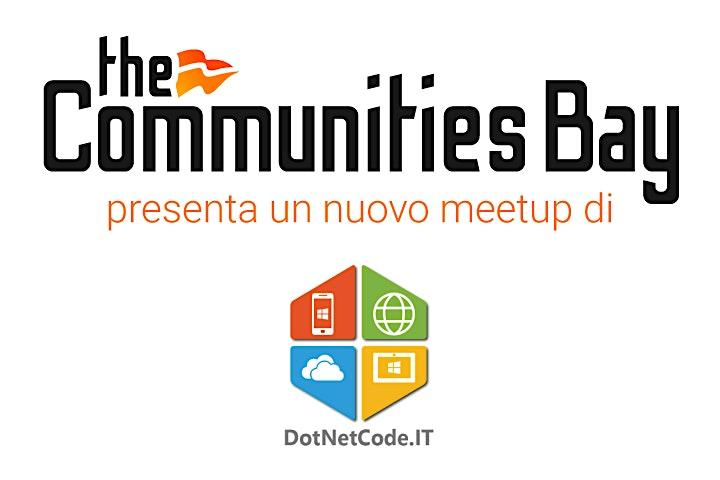 Immagine Azure DevOps CI/CD - Meetup di DotNetCode #TheCmmBay
