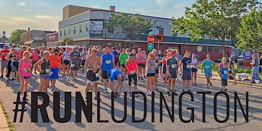 2020 #RunLudington Run The Beach 5k