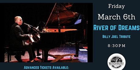 River of Dreams: A Tribute to Billy Joel tickets