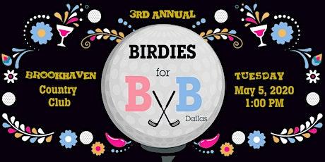 3rd Annual Birdies for BvB Golf Tournament tickets