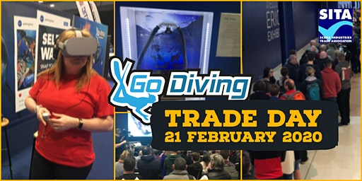 Go Diving Show Trade Day