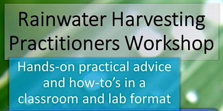 RWH Practitioners Workshop tickets