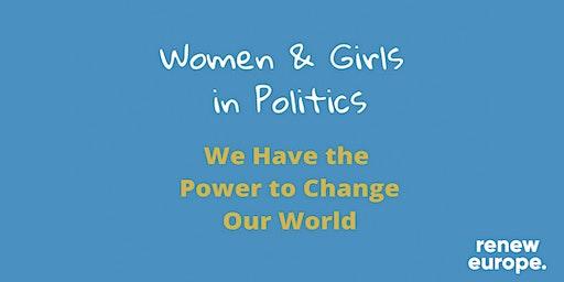 Women & Girls in Politics
