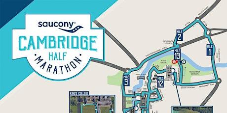 Cambridge 2020 Half Marathon for Young People's Mental Health tickets