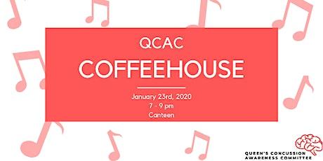 QCAC Coffeehouse tickets